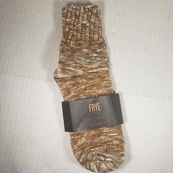 NWT Women's FRYE Shortie Boot Socks